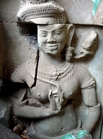 Death of an Angel Antiquities Theft at Beng Mealea Cambodian Temple