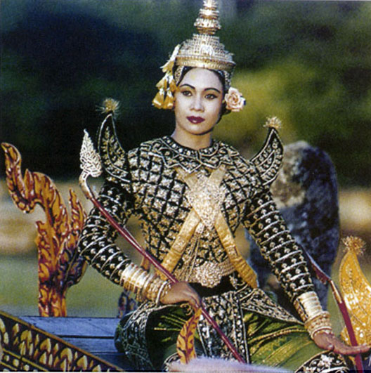The Language of Khmer Classical Dance in Cambodia
