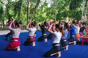 Traditional Cambodian Dance Again Flourishing in Asian Kingdom
