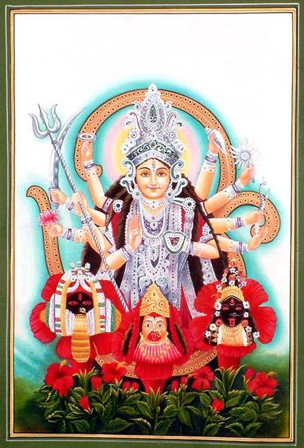 Book Review of Devi the Mother Goddess by Devdutt Pattanaik