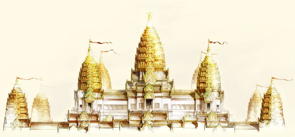 Angkor Wat Interactive on National Geographic