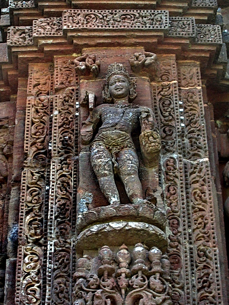 Rajarani Temple Indian Devata of Orissa