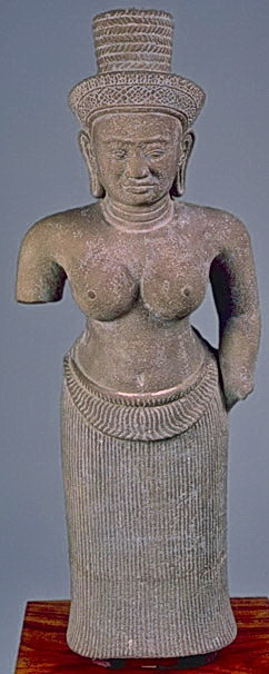 Rice Goddesses of Indonesia, Cambodia and Thailand