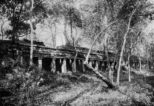 South gallery at Banteay Chhmar