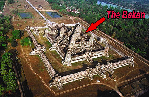 Sacred Shrine on Top of Angkor Wat Reopens to Visitors