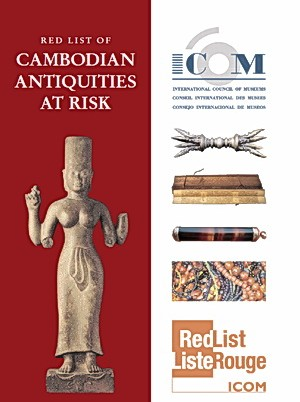 To preserve irreplaceable cultural heritage, Cambodia's Red List protects Cambodian antiquities from theft and illegal sale by dealers.