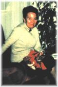 Madeleine Giteau - 1918-2005. Photo courtesy Andy Brouwer.