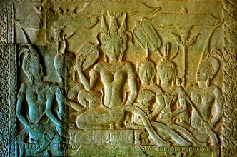 Devata di Angkor Wat is a video made by Italian researchers at Cultor.org.