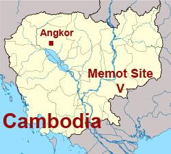 Memot, Cambodia.