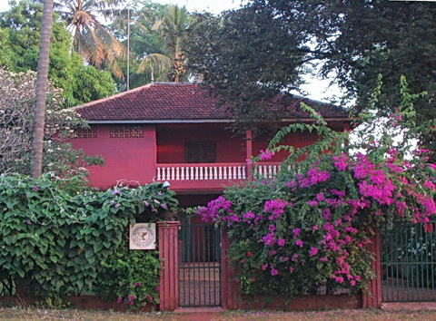 The Memot Centre for Archaeology in Cambodia.