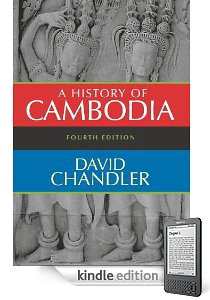 A History of Cambodia by David Chandler