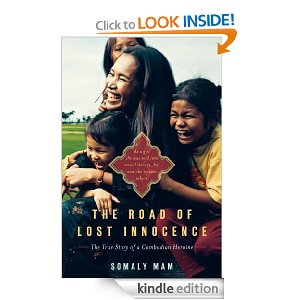 Kindle Cambodia books: Road of Lost Innocence by Somaly Mam