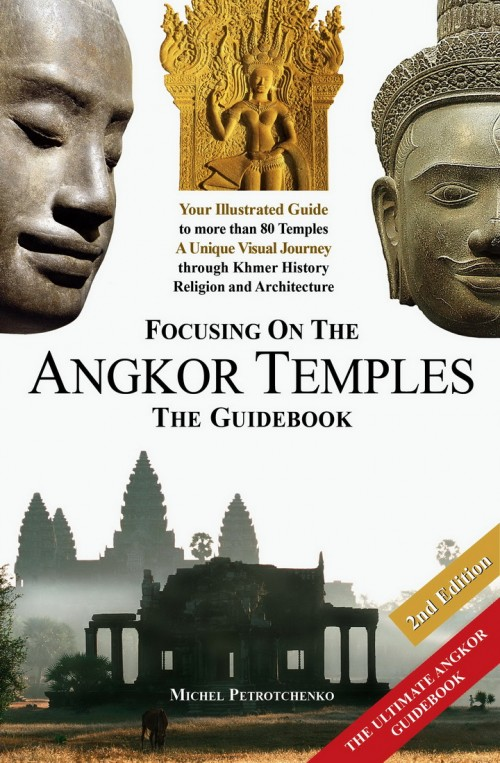 Angkor Temples - The Guidebook is the most comprehensive guide available for travelers to Siem Reap, Cambodia and the Angkor archaeological park.