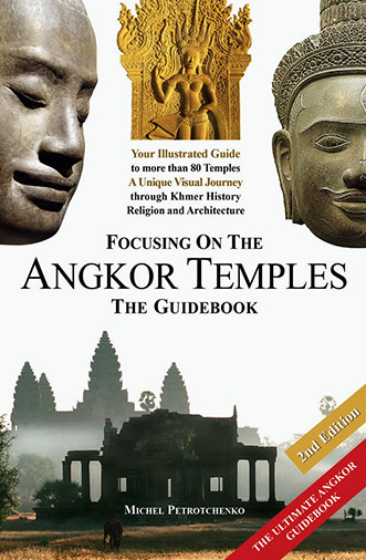 gkor Temples - The Guidebook is the most comprehensive guide available for travelers.