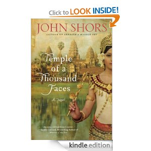 Kindle Cambodia books: Temple of a Thousand Faces by John Shors.