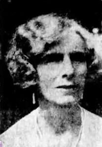 Harriet Winifred Ponder